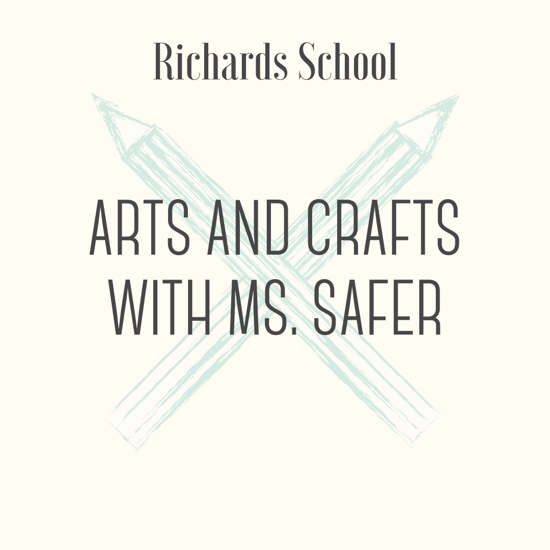 Arts and Crafts with Ms. Safer - After-School Arts & Crafts Party with Miss Safer: Join Miss Safer with two of your friends for a special arts & crafts party on a mutually agreed-upon date. You and your friends will create two unique projects that you will be able to take home. Snacks and treats will be provided as well.Limited to 3 attendees in grades K4-5th. Please make Ms. Safer aware of any food allergies. Prize must be redeemed prior to the end of the 2018-2019.