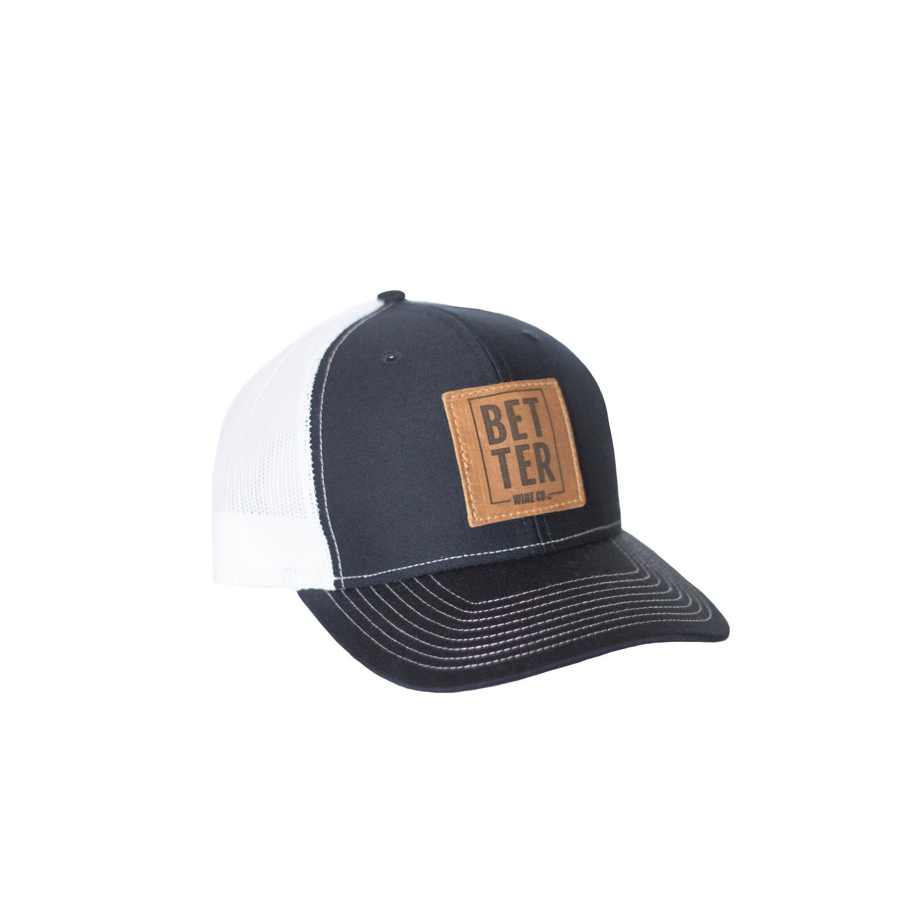 Snap Back Trucker Hat   25.00