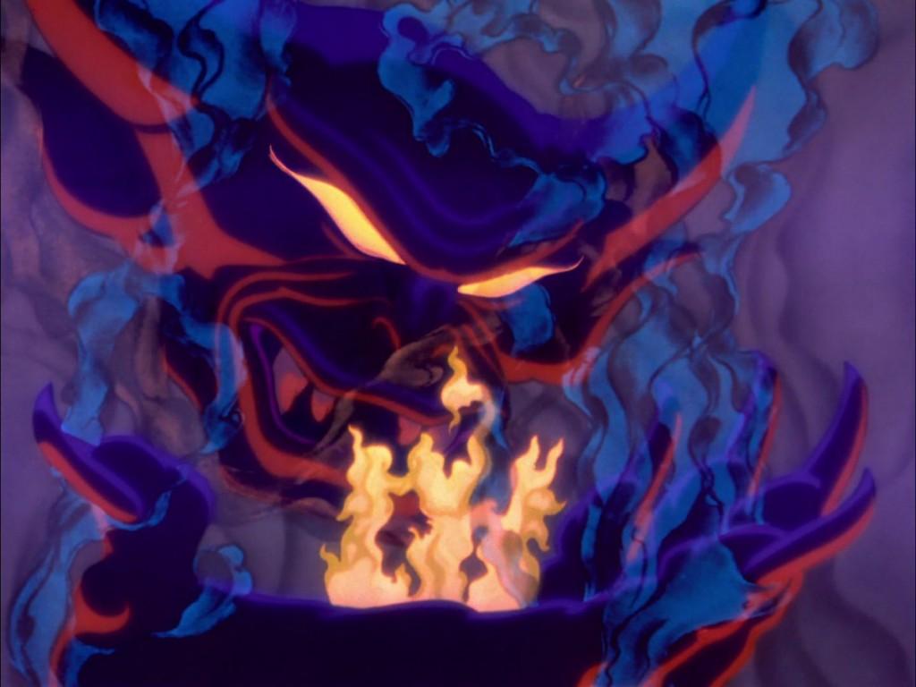 Night on Bald Mountain – Fantasia ©Disney