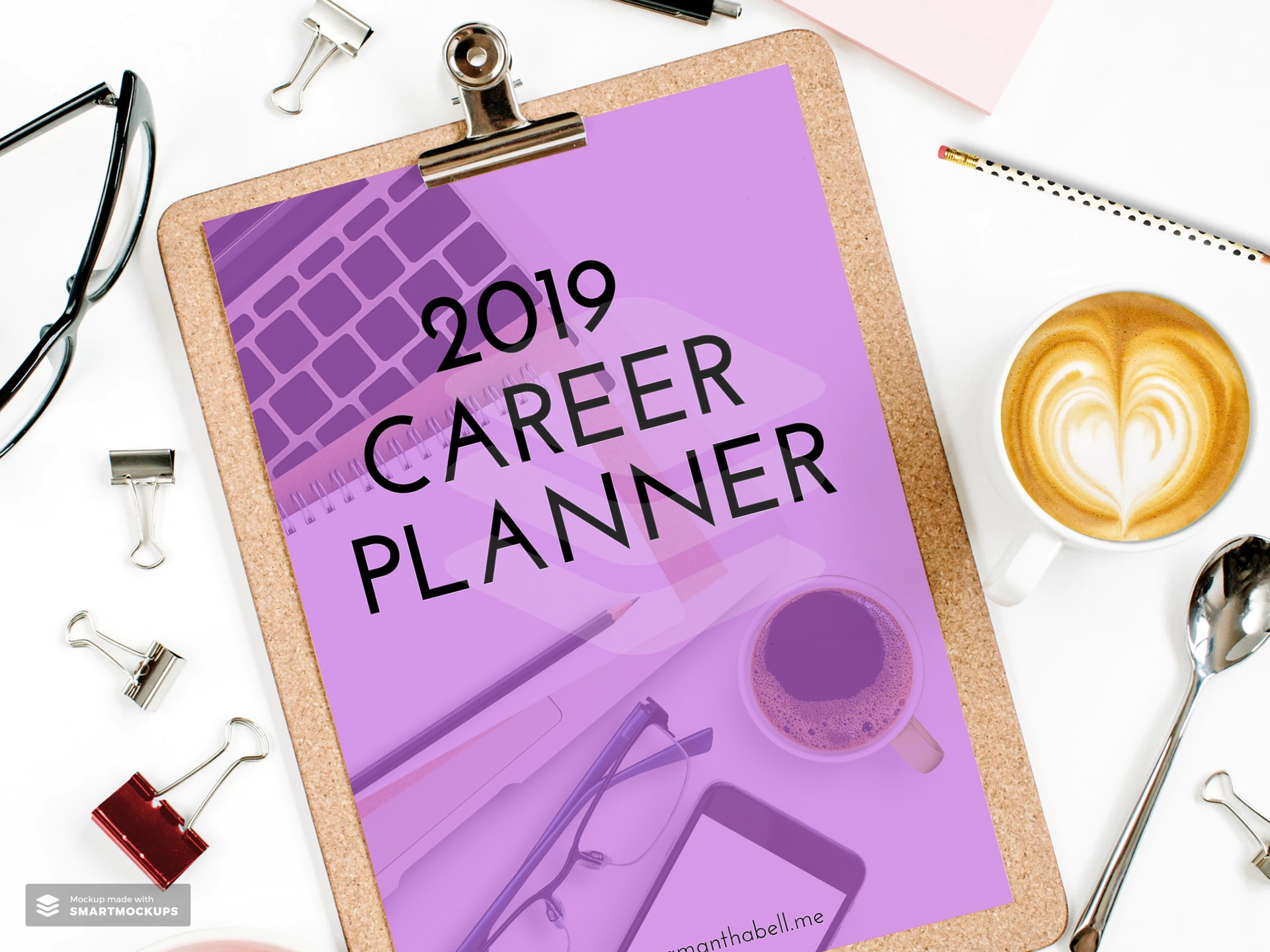 GET YOUR FREE PRINTABLE 2019 CAREER PLANNER - 2019 - The Year to Rock Your Career!