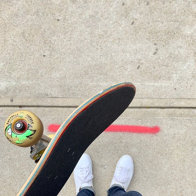 What could possibly go wrong? . . . #me #myself #nofilter #shoefie #fromwhereistand #ihavethisthingwithfloors #skateboard #skate #skaterboy #skatelife #skateordeath #footselfie #idontknowwhatimdoing