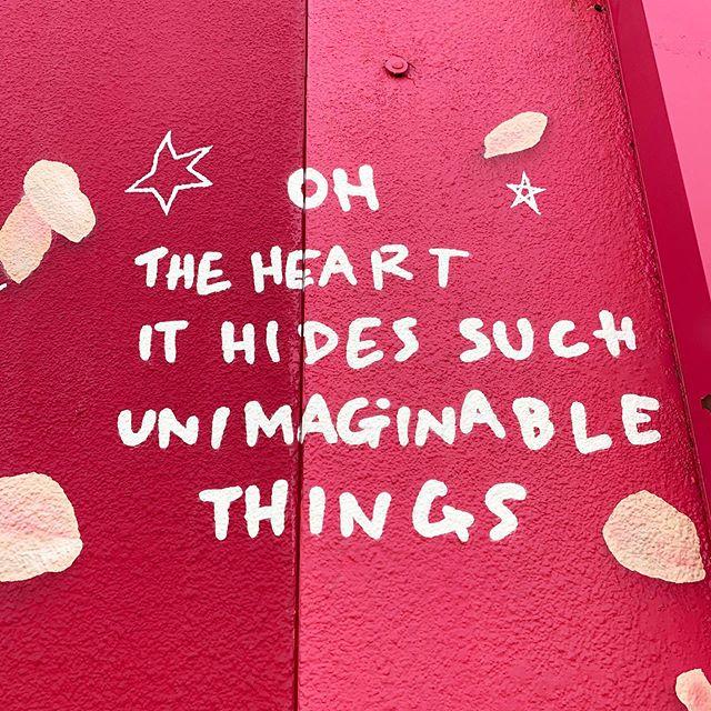 Emotions are weird 💕 . . . #graffiti #houstongraffiti #houstonstreetart #streetart #houston #texas #houstontexas #art #love #quotes #emotions #artwork #painting