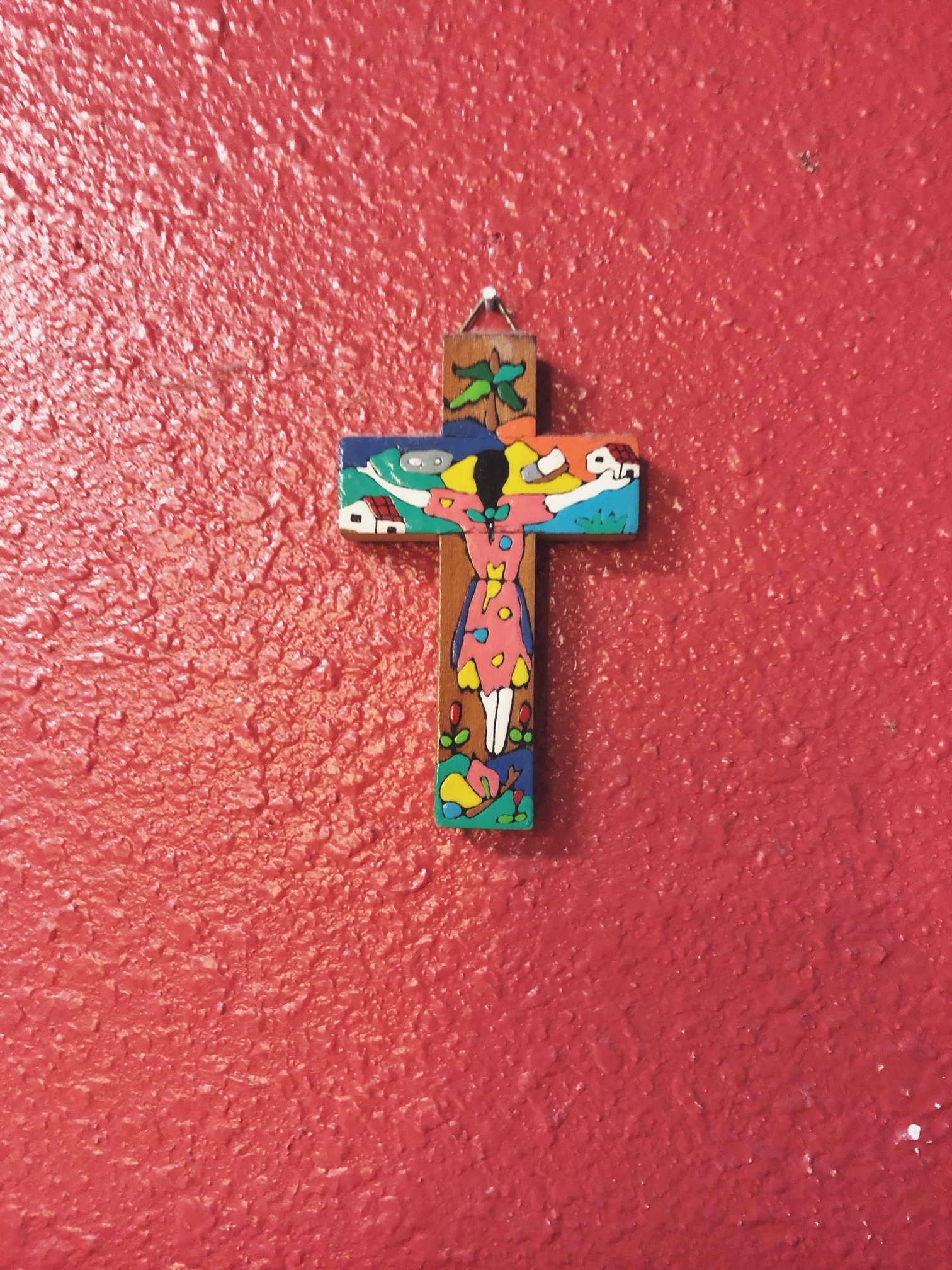 Awesome Cross @ Rosita's