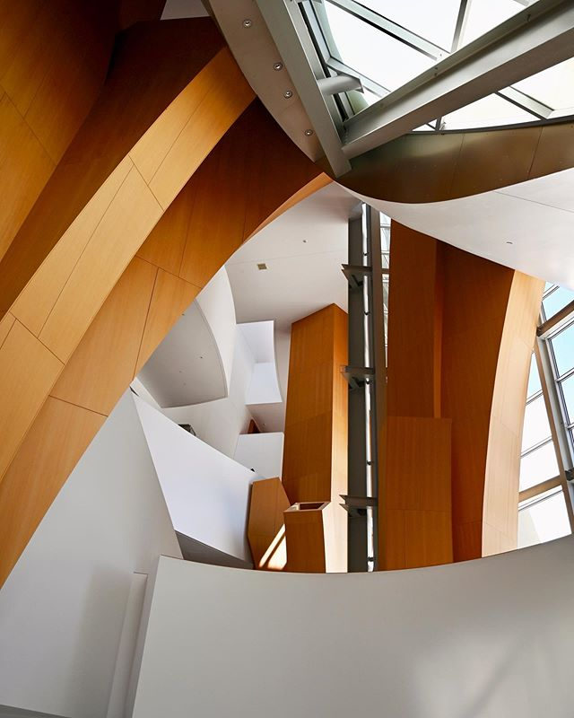 Favorite shot from my Disney Concert Hall series. I don't know how Frank Gehry come up with this stuff. ••• •• • #architecture #architecturephotography #design #architect #frankgehry #losangeles #la #california #dtla #orange #wood #disney #interiordesign #acousticpanels #wall #creative_architecture #artofvisuals #architecturedaily #architecturelovers #architecture_hunter #architecture_magazine #architecturewatch #architectureporn #architectureview #buildingswow #jj_geometry #archi_features #ptk_architecture