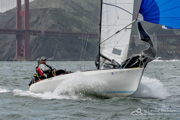 Conrad Holbrook and Eric Ochs on Topper II