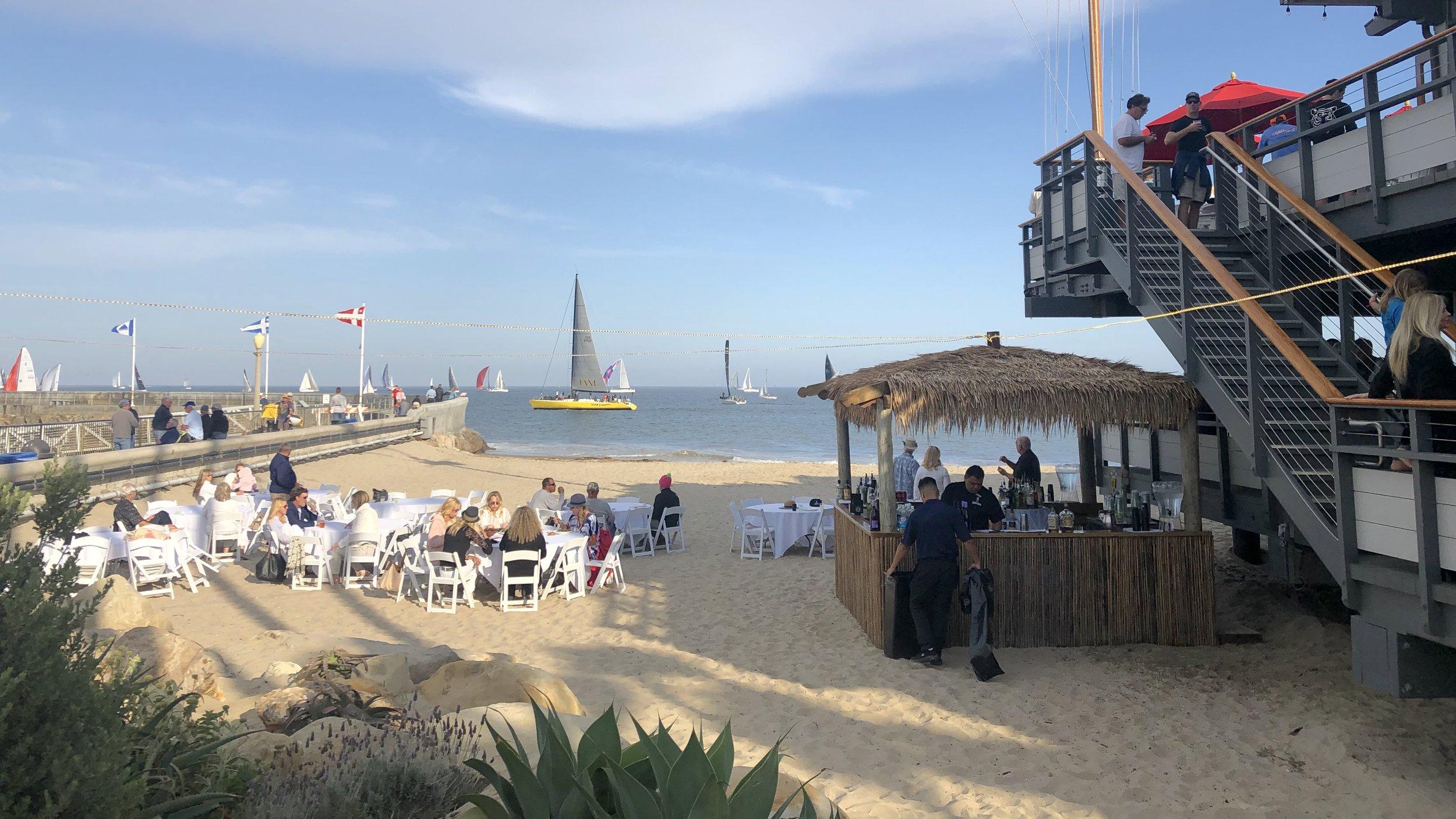 Beachfront racing