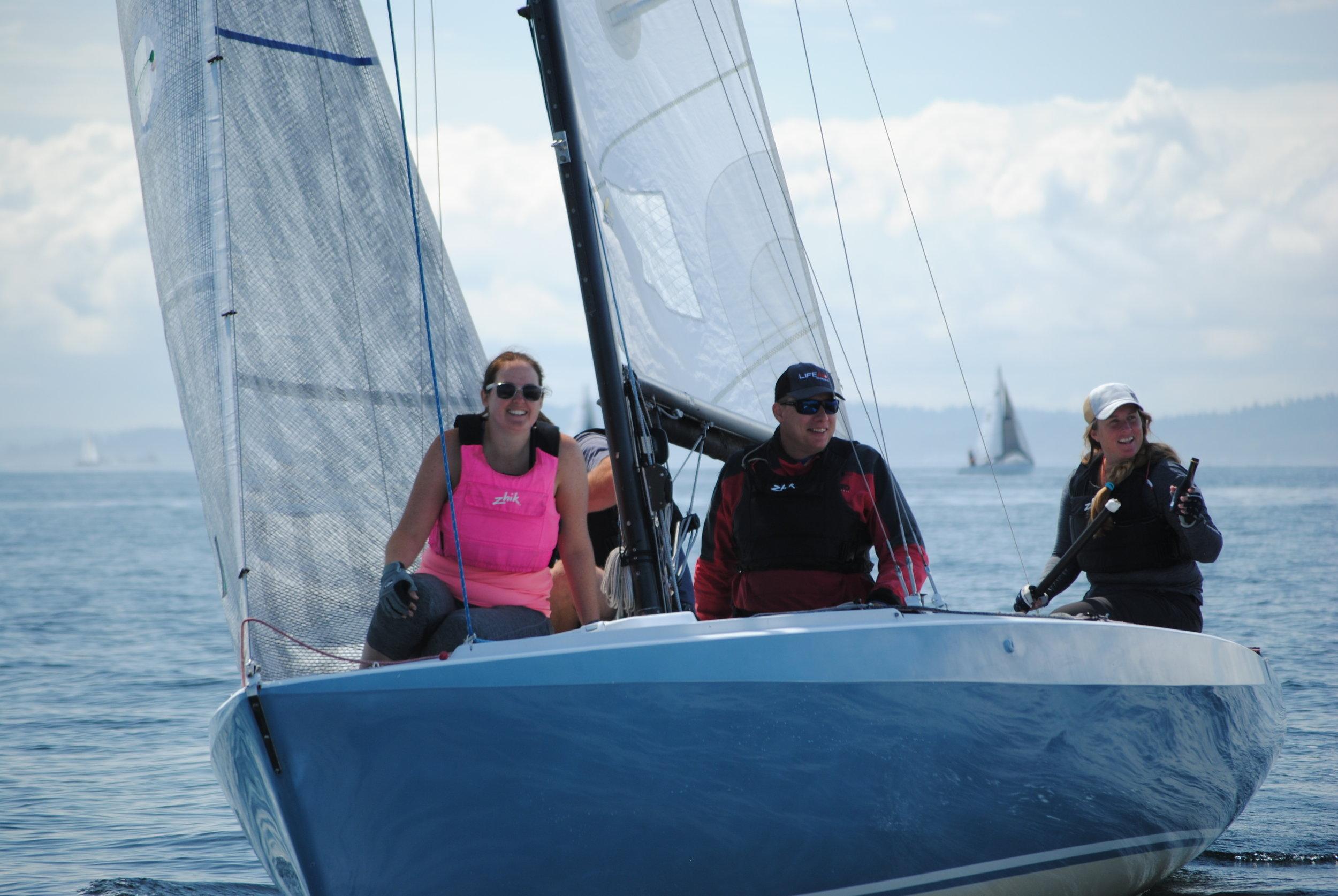 103 returns to from Santa Cruz to familiar waters