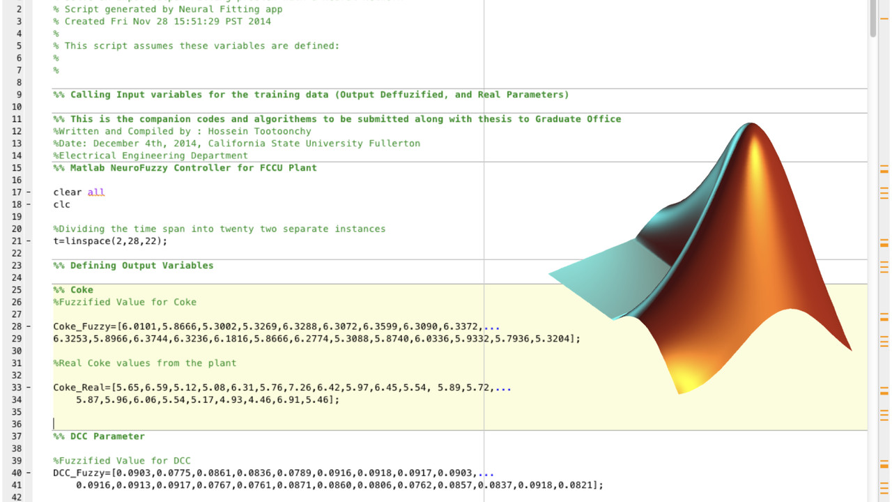 Matlab Programming Training for Engineers - www.coursovie.com