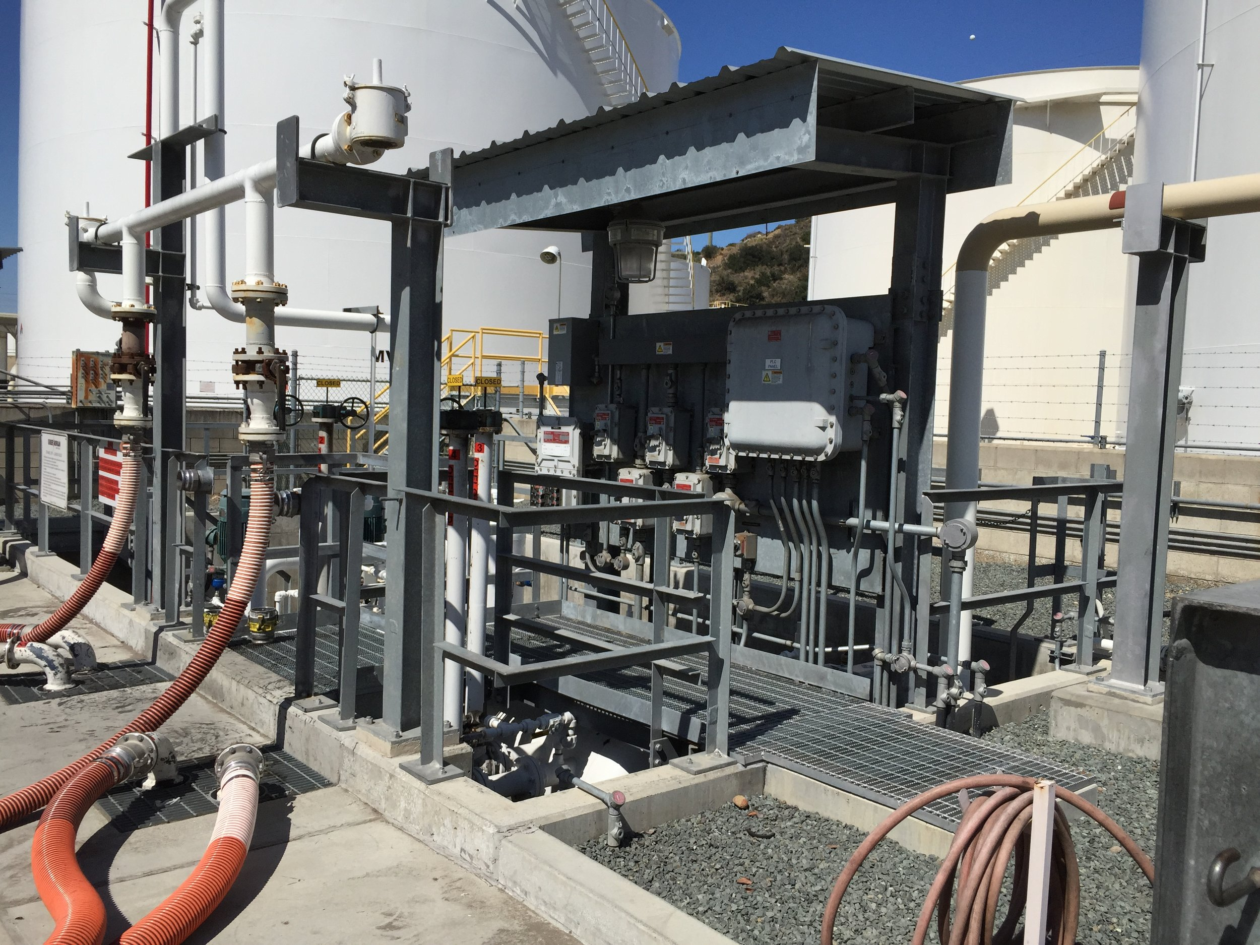 Exxon MobilMission Valley Automation Skid Project - www.coursovie.com