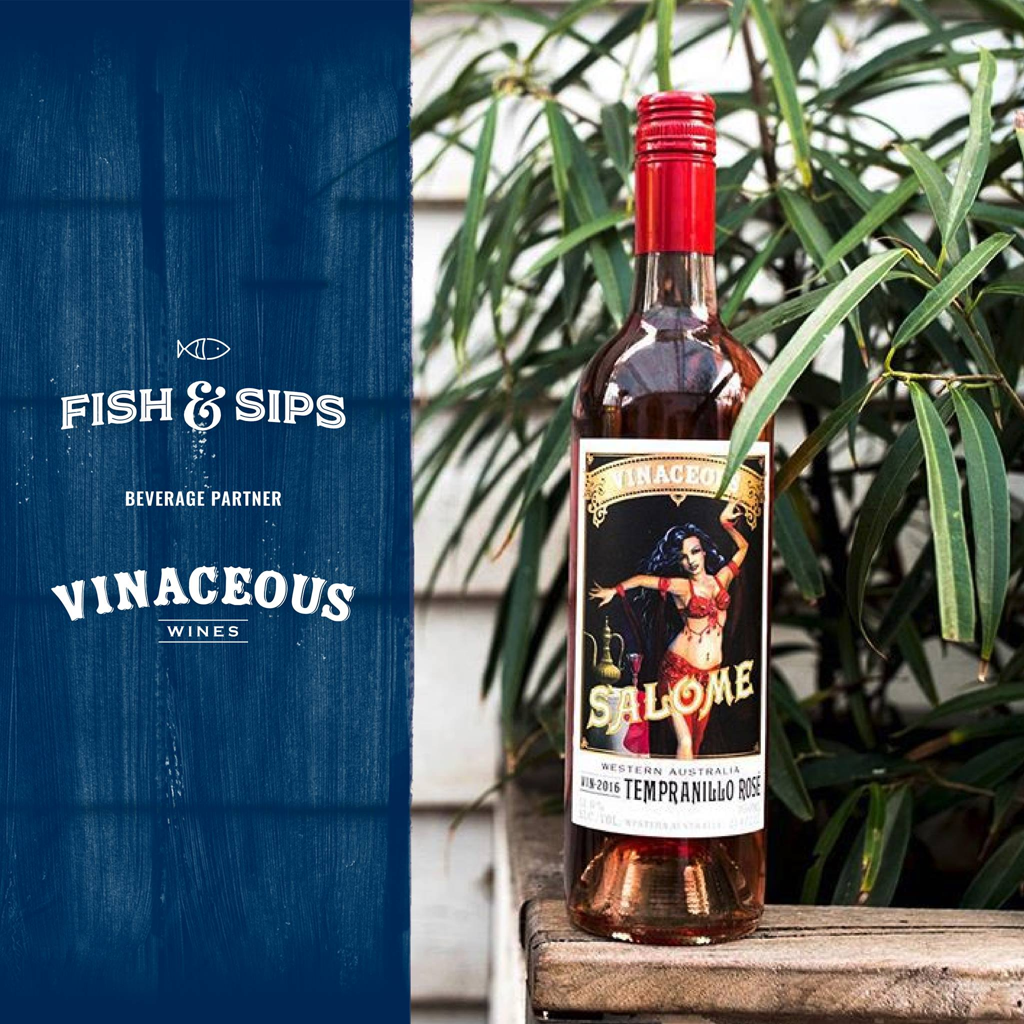 Vinaceous Wines - Major Sponsor