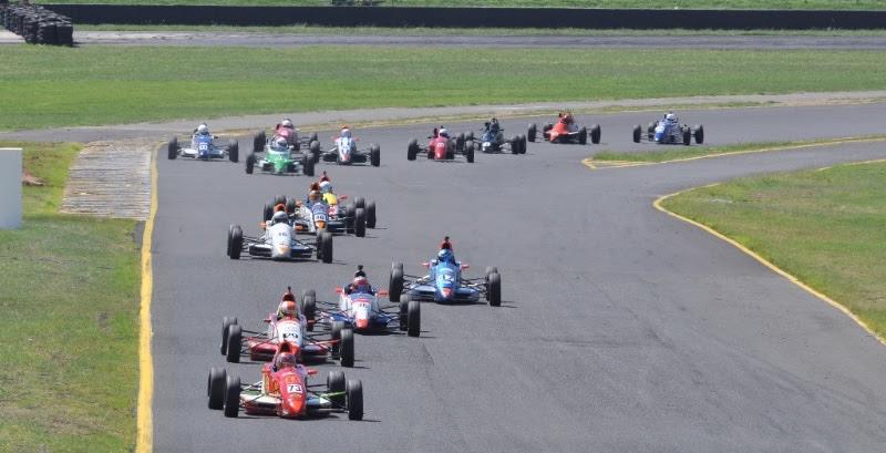 Start Your Engines - The Australian Formula Ford season starts here