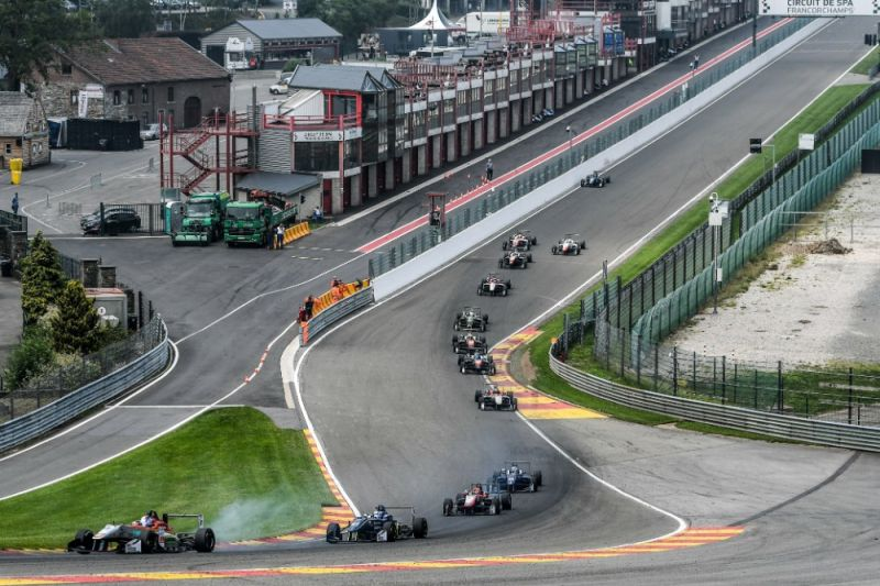 Liam Lawson with everything to prove in Spa - Euroformula Open