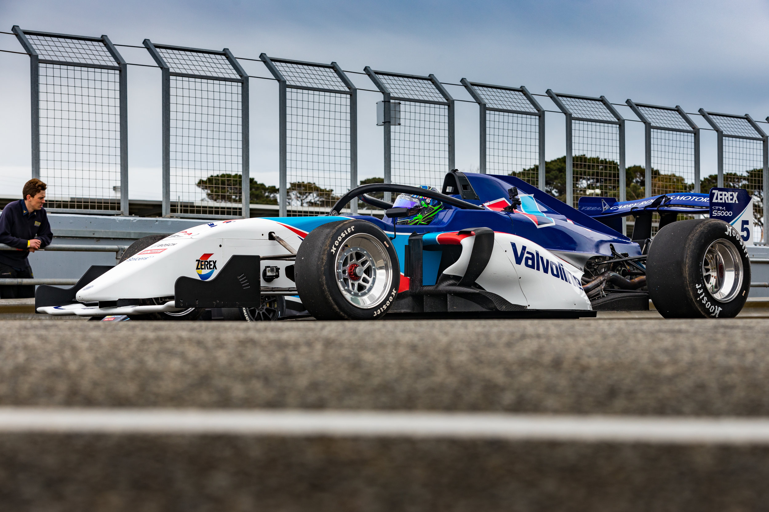 SBS to broadcast S5000 debut live on free-to-air TV — Highway F1