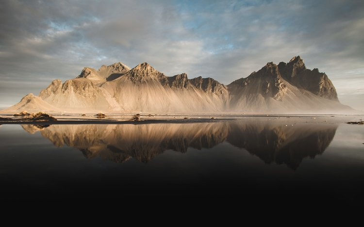 Vestrahorn Picture provided by   Sergio M.