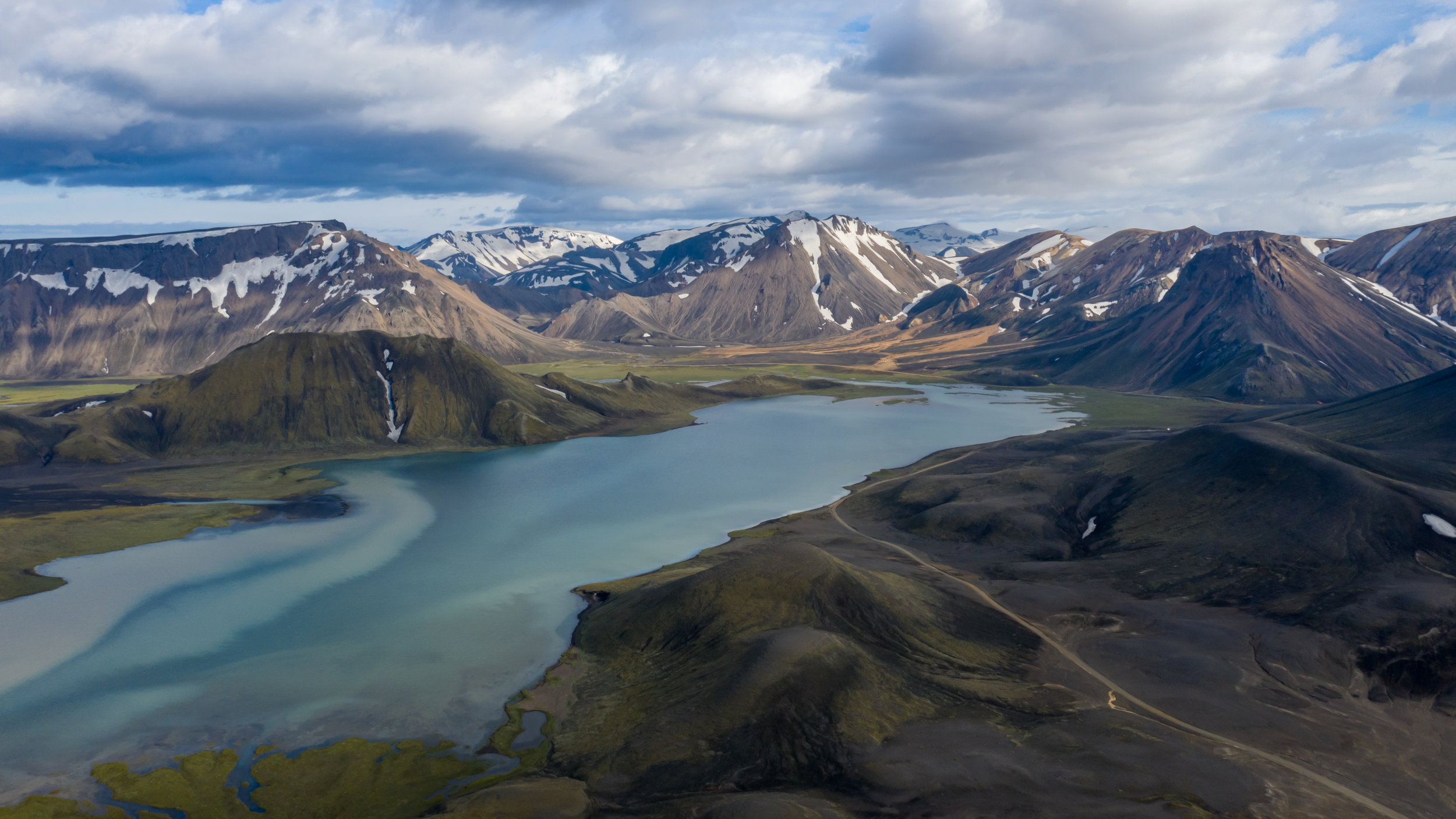 Looking towards Fjallabak-Nyrðra