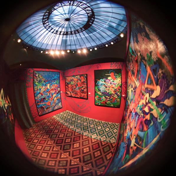 © Alëxone / Exposition En vie - Secret Gallery