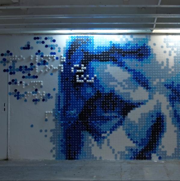 © THE BLIND & KAN – Exposition Street Art – Nantes