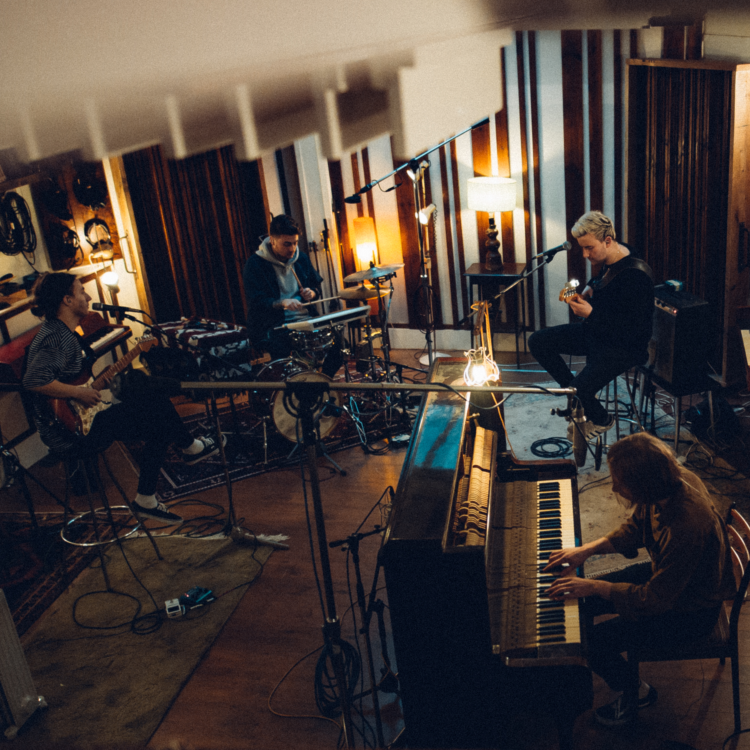 ACOUSTIC SESSION - live sessions recorded at soup studios 2017