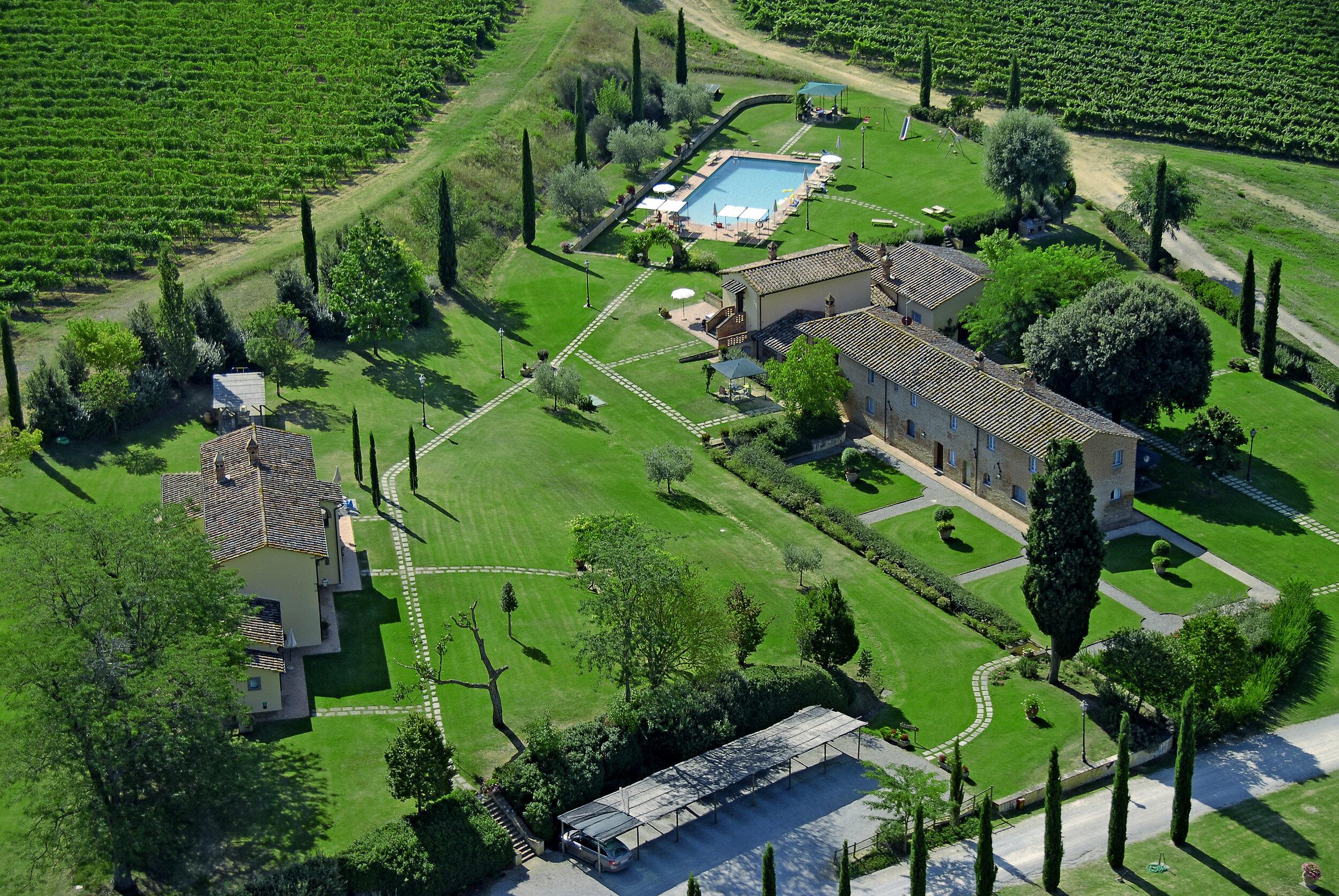 Via della Stella - Toscane