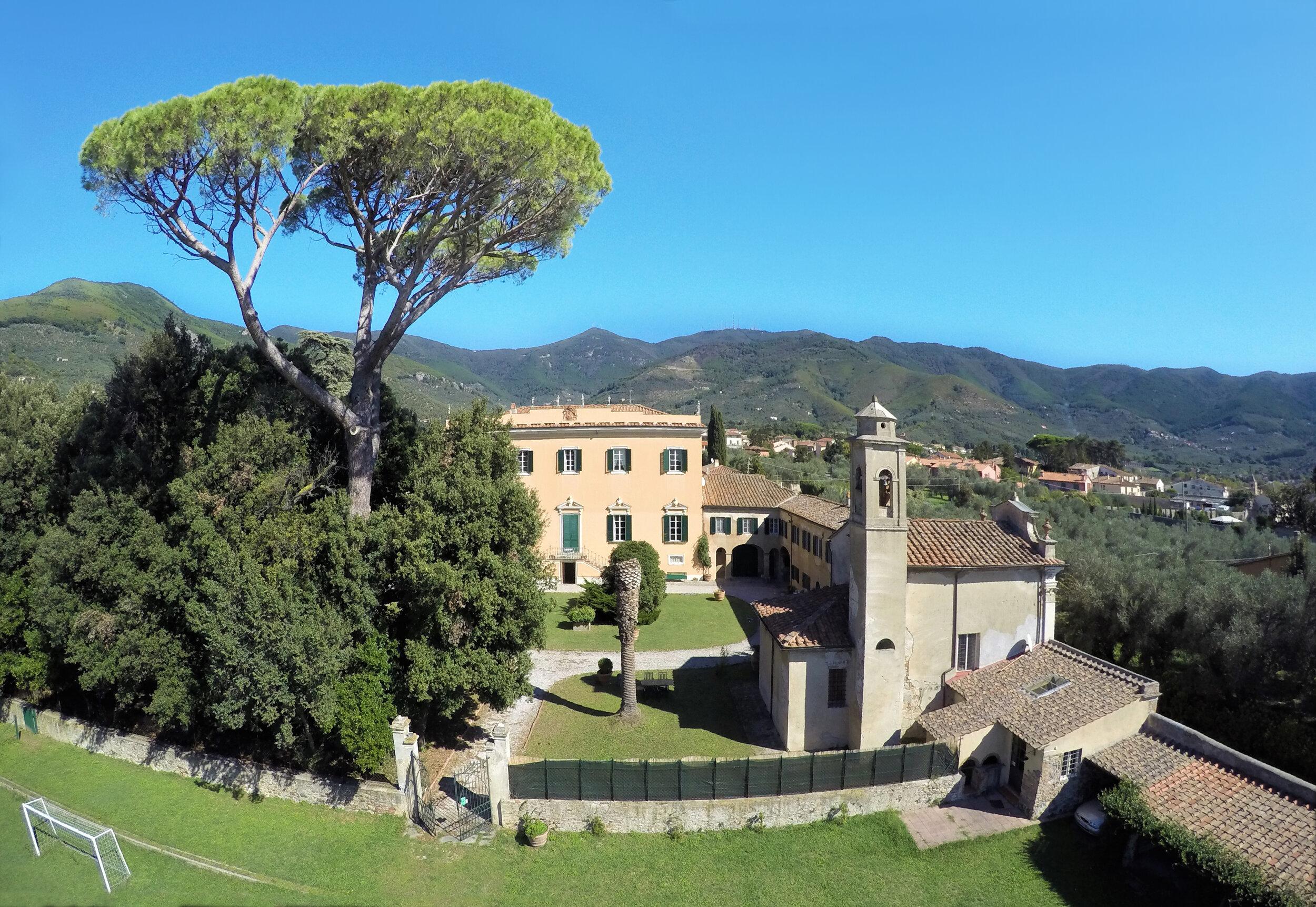 Agriturismo Rosselmini - Toscane