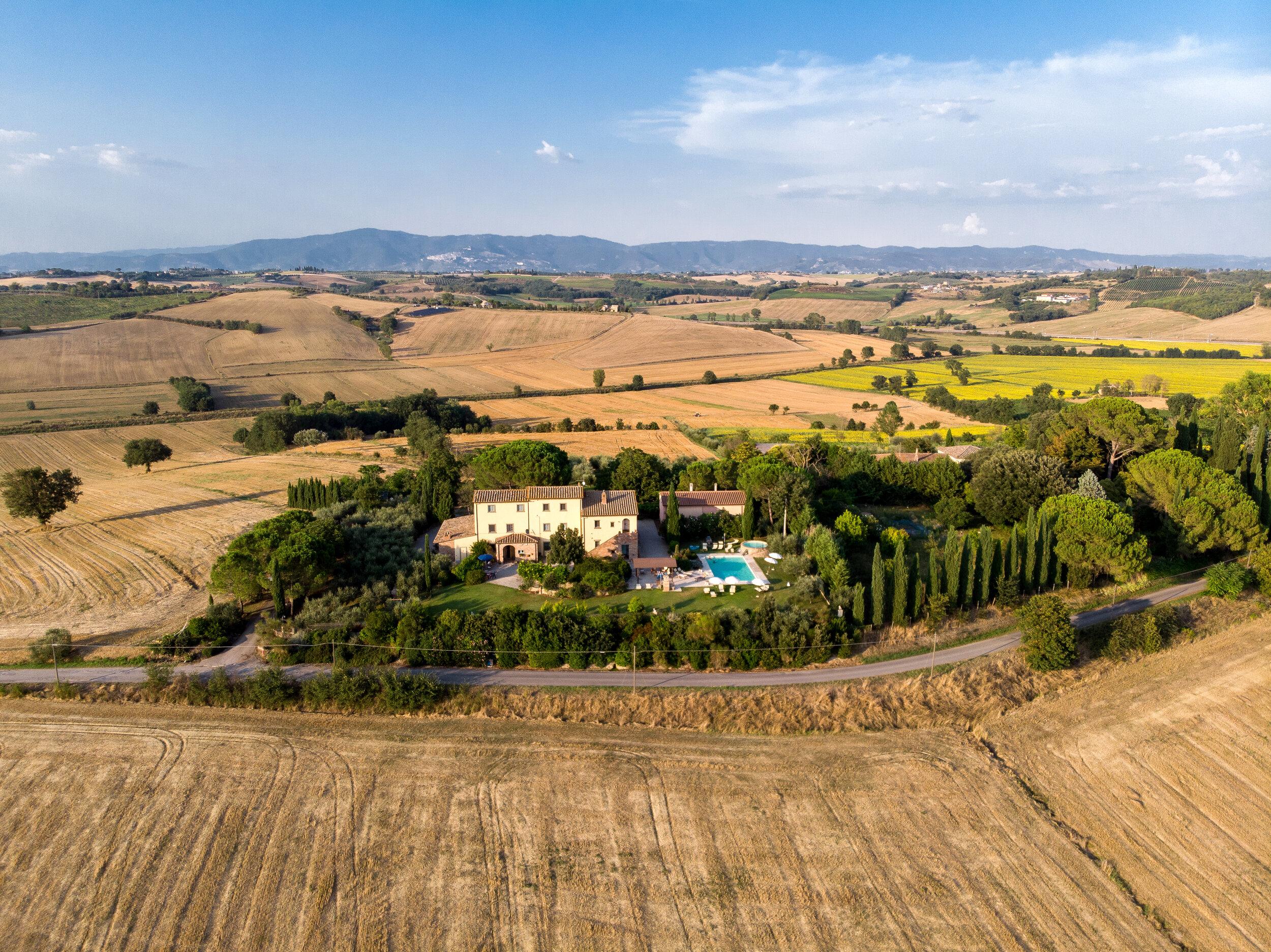 Poggio Martino - Toscane