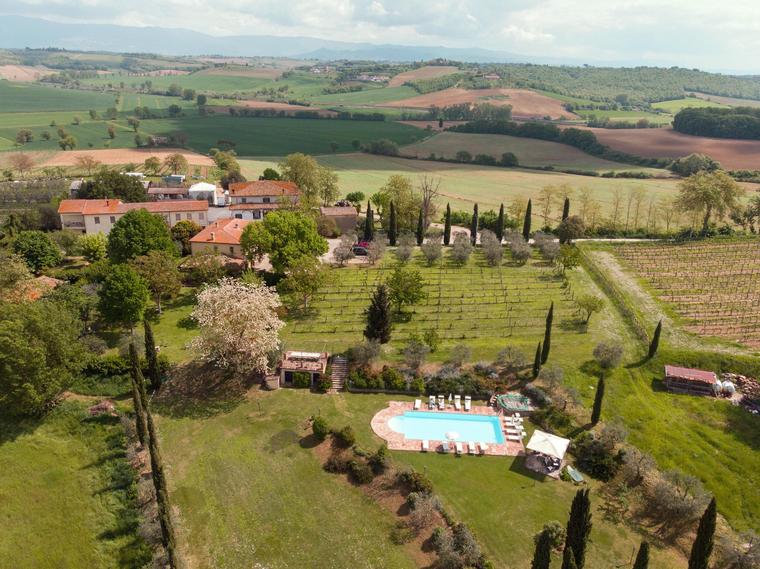 Villa Biagio - Toscane