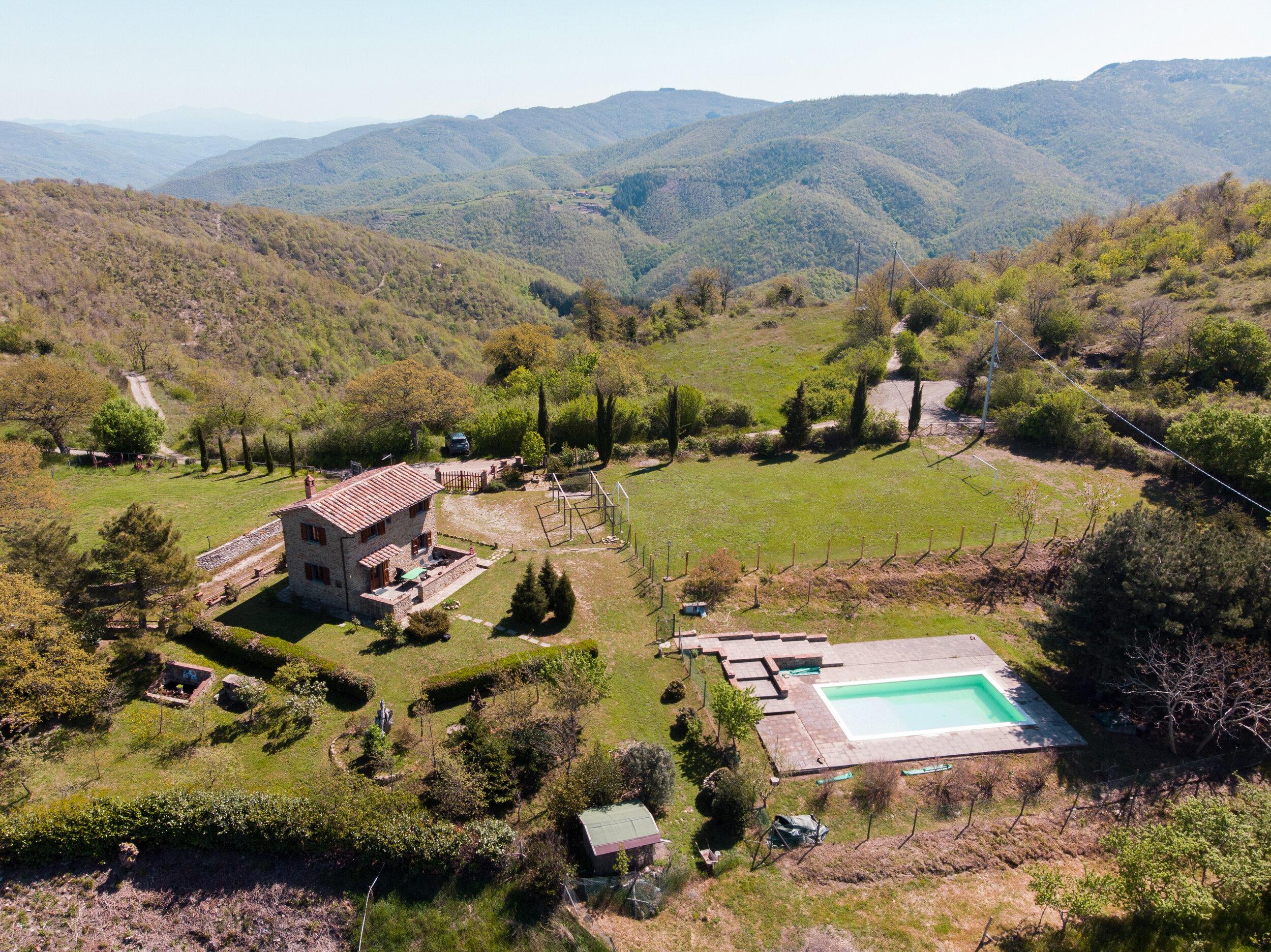 Casale Cantalena - Toscane