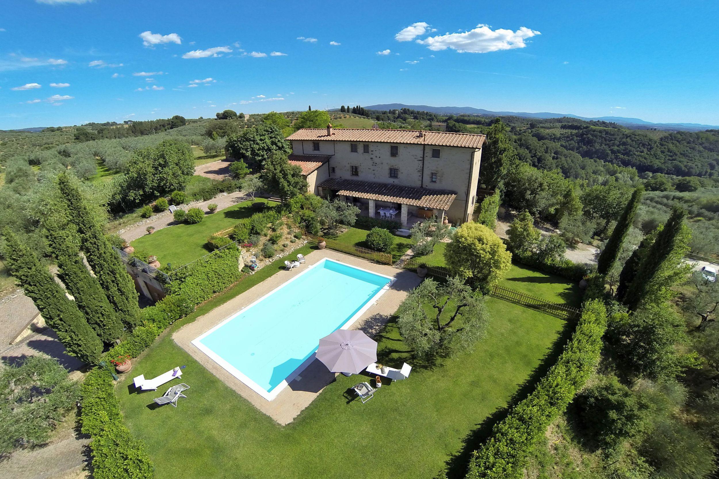 Casale Gavignano - Toscane