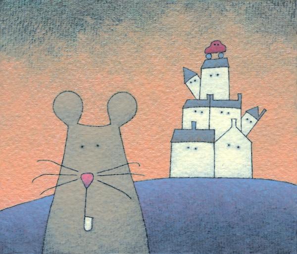 Afraid of Mice