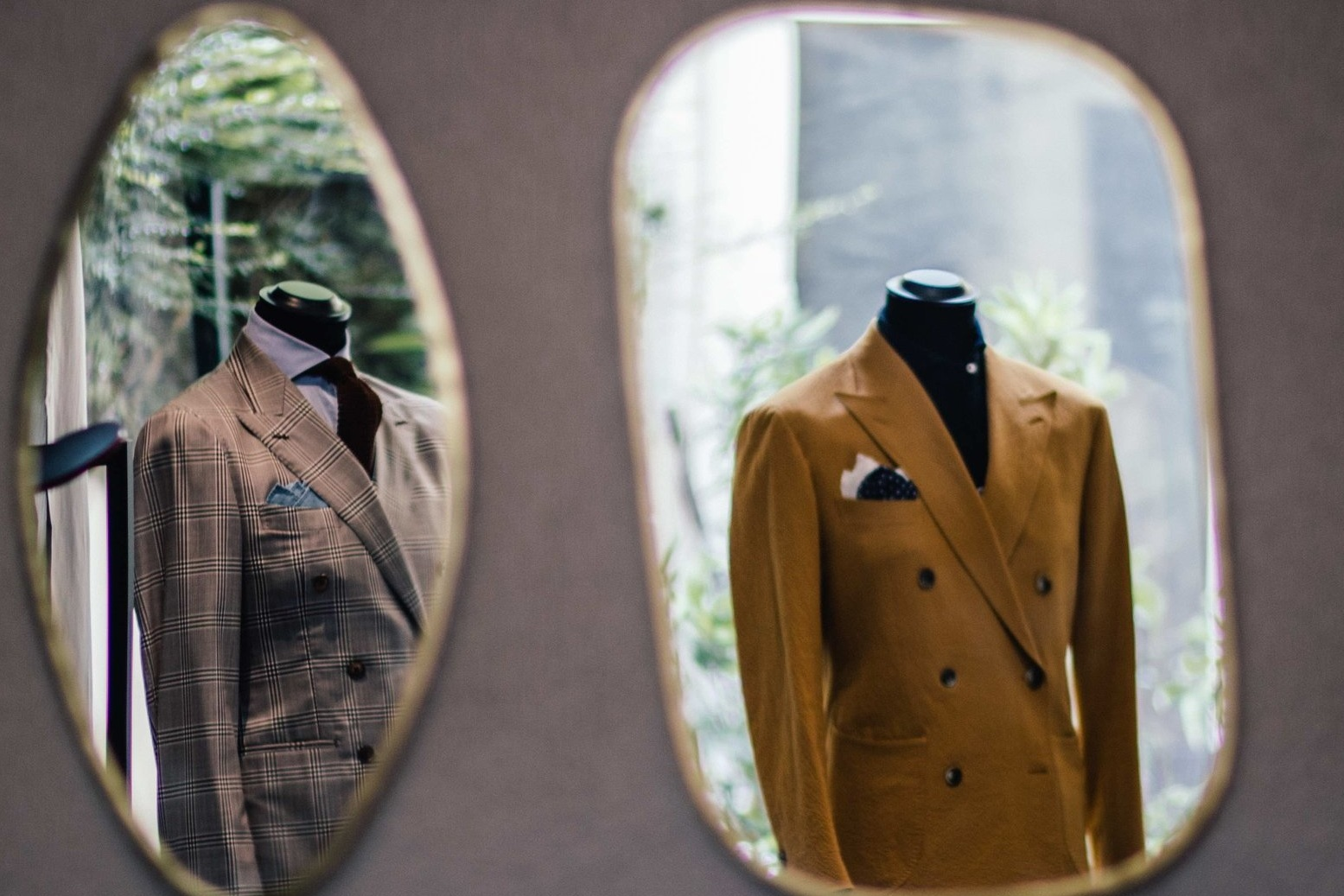 Products - Our vast range of products, personalization options, trims and details allows you to create unique garments tailored around you, reflecting your taste and character: