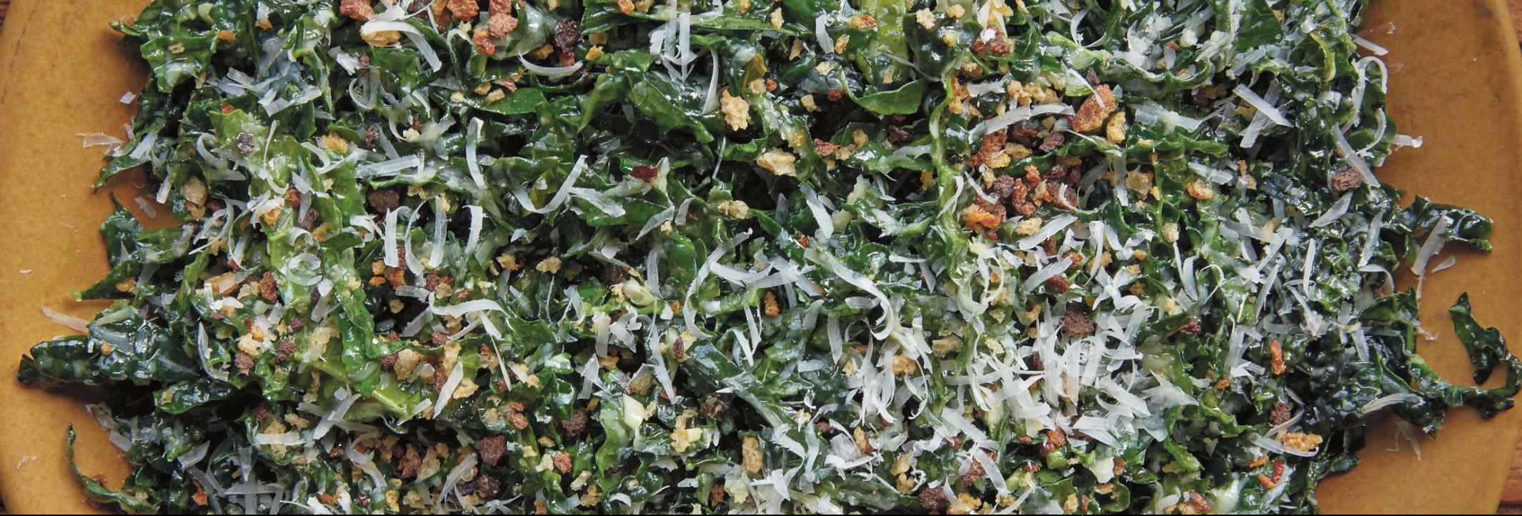 Joshua McFadden Kale Salad