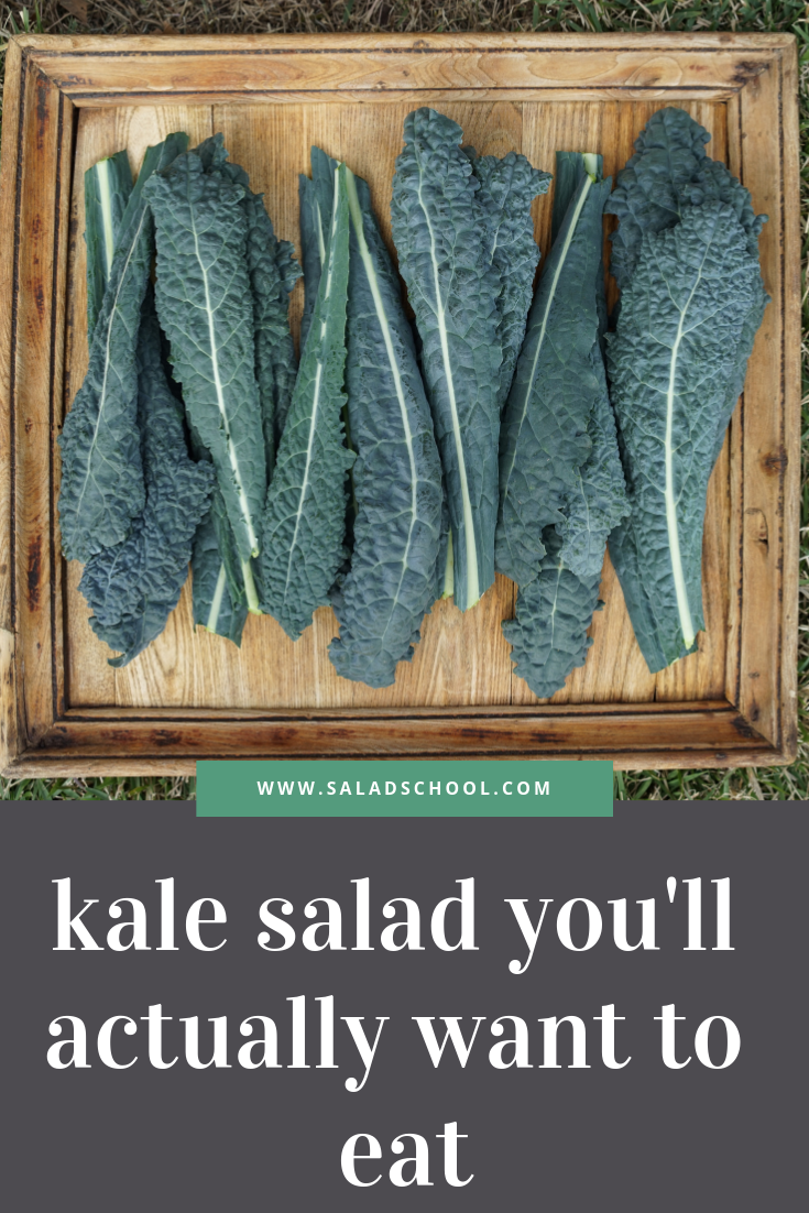 Kale Salad You'll Actually Want to Eat