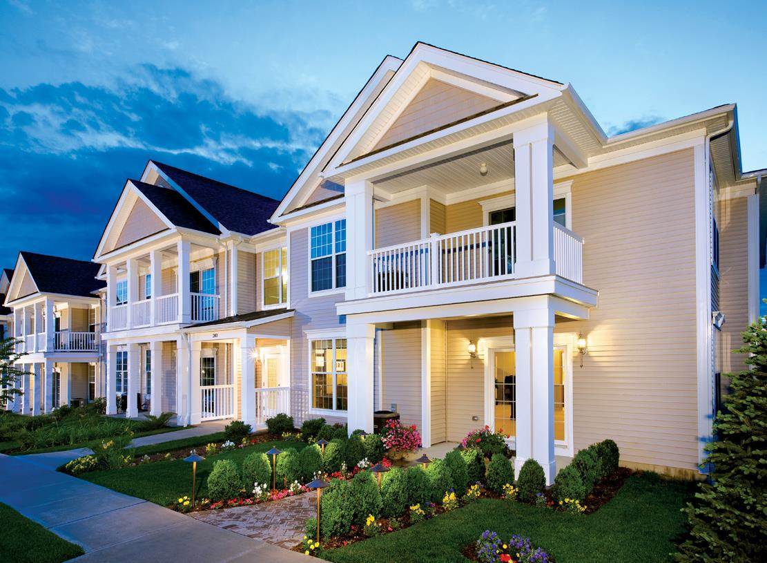 """Toll Brothers Luxury Condos - Fishkill, NY""""It is without hesitation and with my full support that I would recommend National Lawn Sprinklers to install an irrigation system at any facility.""""-Toll Brothers Division President"""