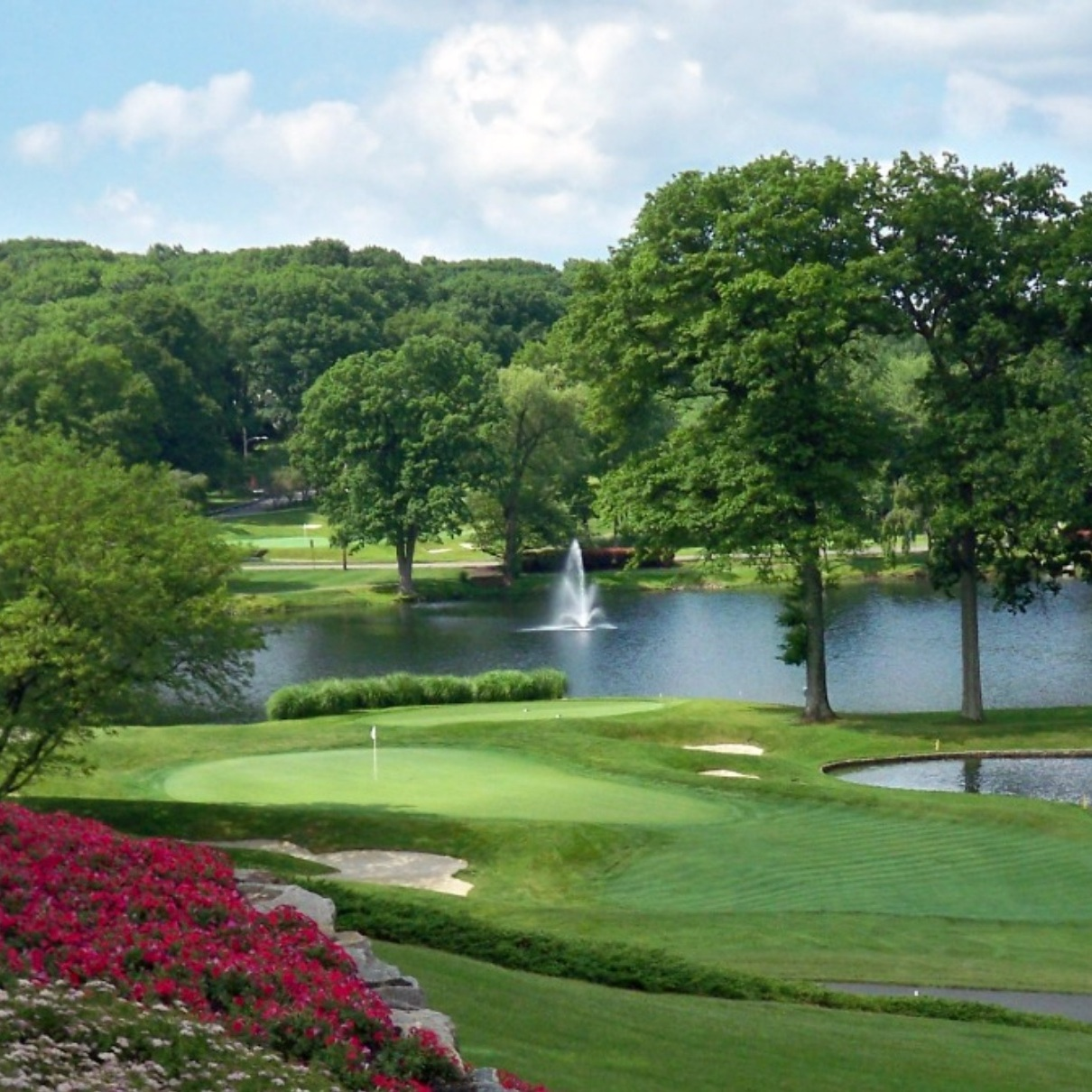 """Spring Brook Country Club - Morristown, New Jersey""""National Lawn Sprinklers has been an integral part of our operations since [1999]. John and his staff take great pride in catering to the needs of Spring Brook.""""-Spring Brook Course Superintendent"""