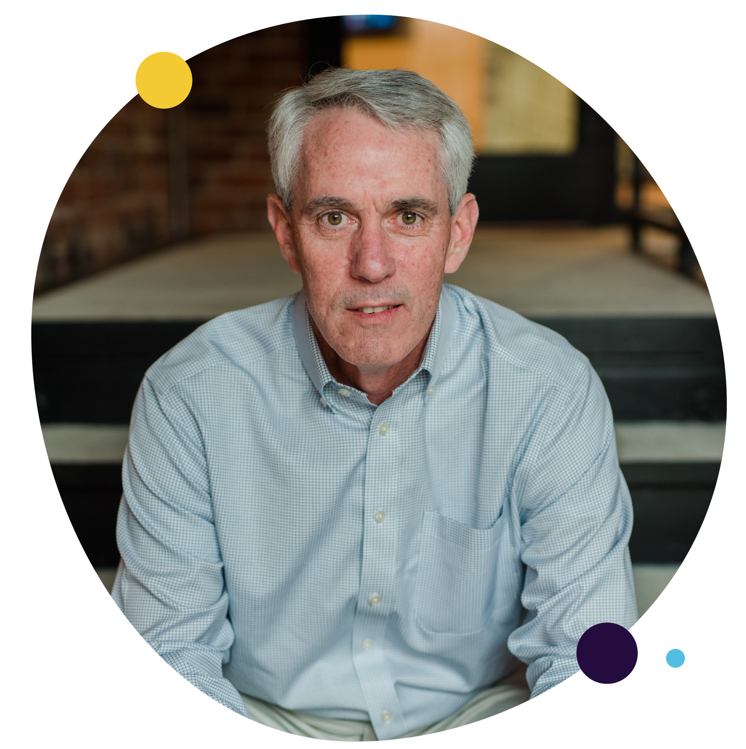 Tim O'Shea, Advisory Board - Sr. Director, Benefits Analytics, Ceridian & Clearview Logix Cofounder and CEOTim's favorite Fringe benefit: Doctors Without Borders
