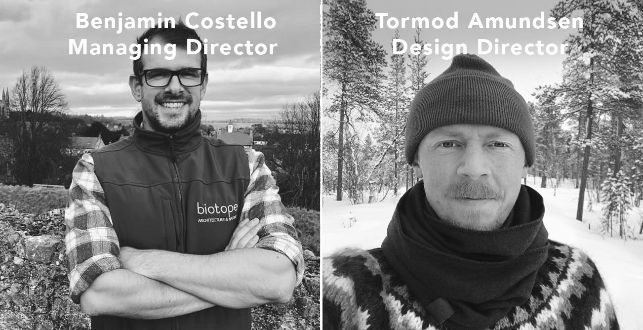 Benjamin Costello and Tormod Amundsen Directors Biotope UK portraits.jpg
