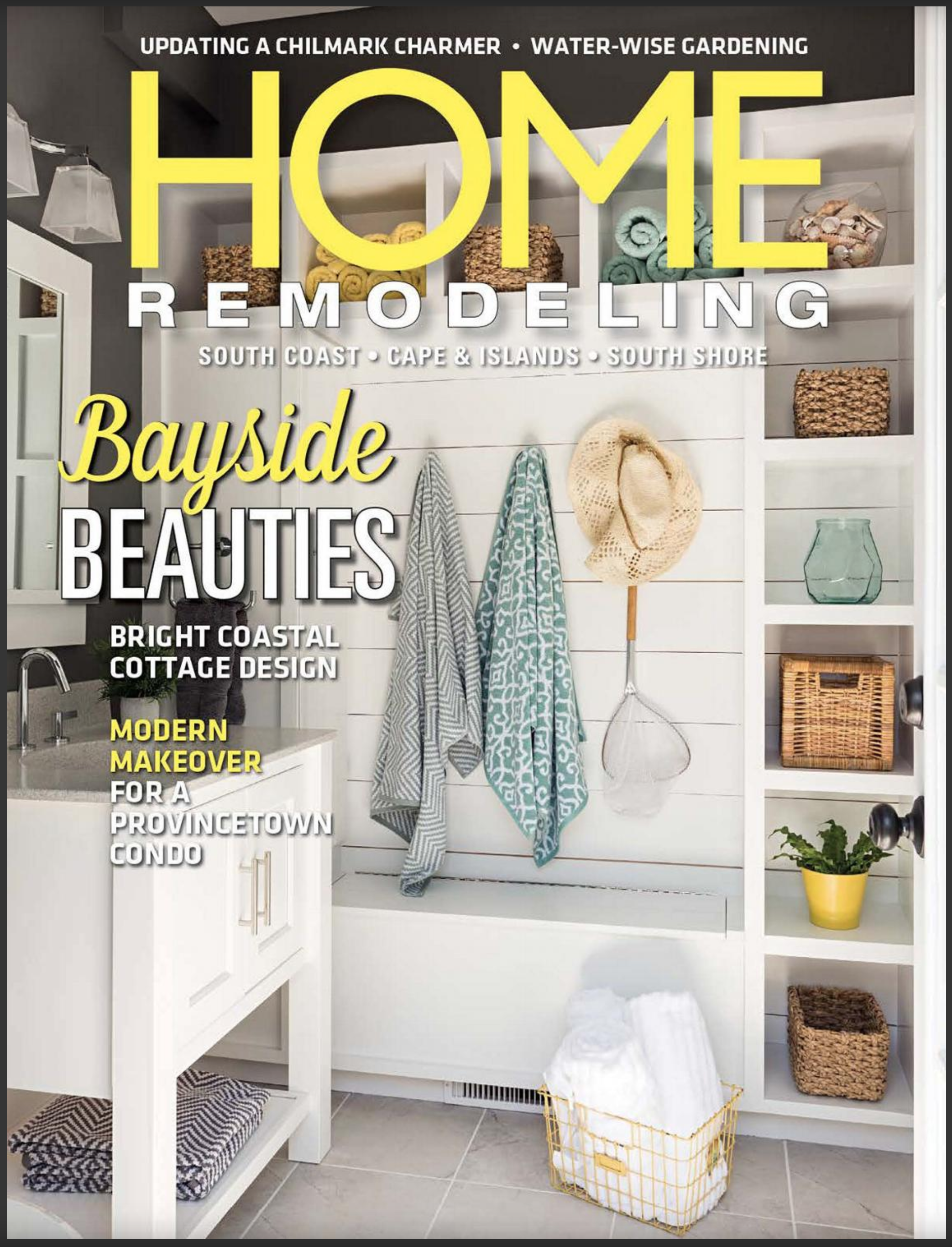Home Remodeling Magazine Cape South Shore and the Islands