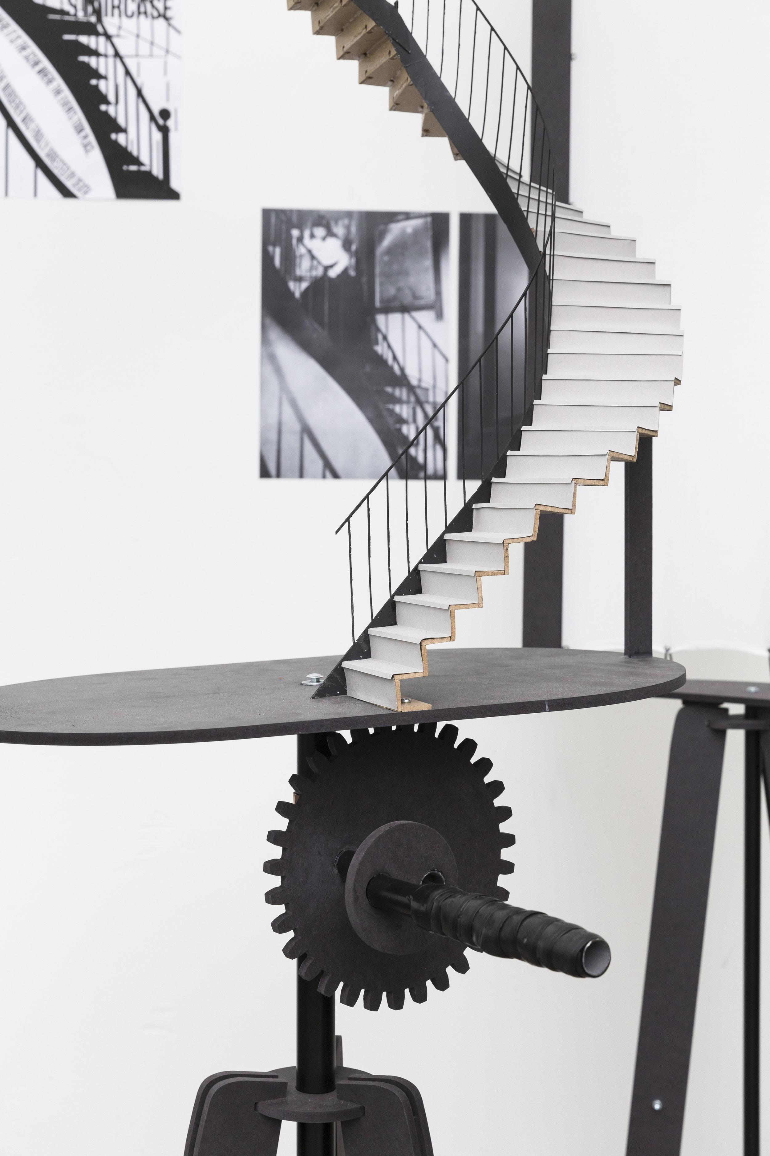 Projet  Scene de menage outils de la vie domestique.Machines a voir; Atelier de Youri Kravchenko; Projet d' Estelle Beroujon et Camille Berra.jpg