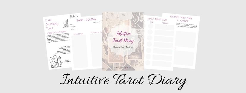 Intuitive Tarot Diary