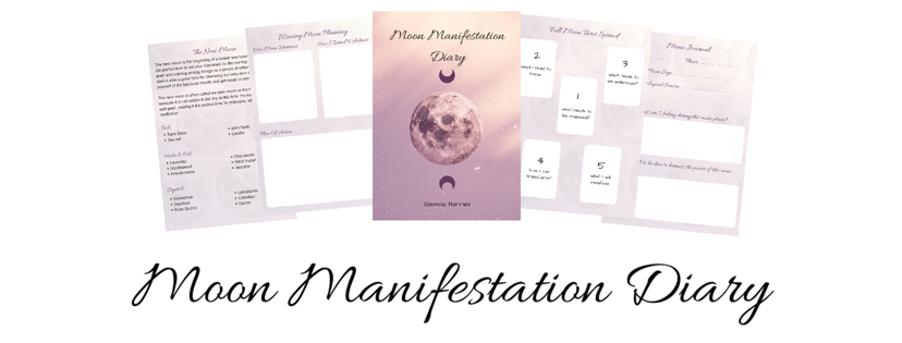 Moon Manifestation Diary