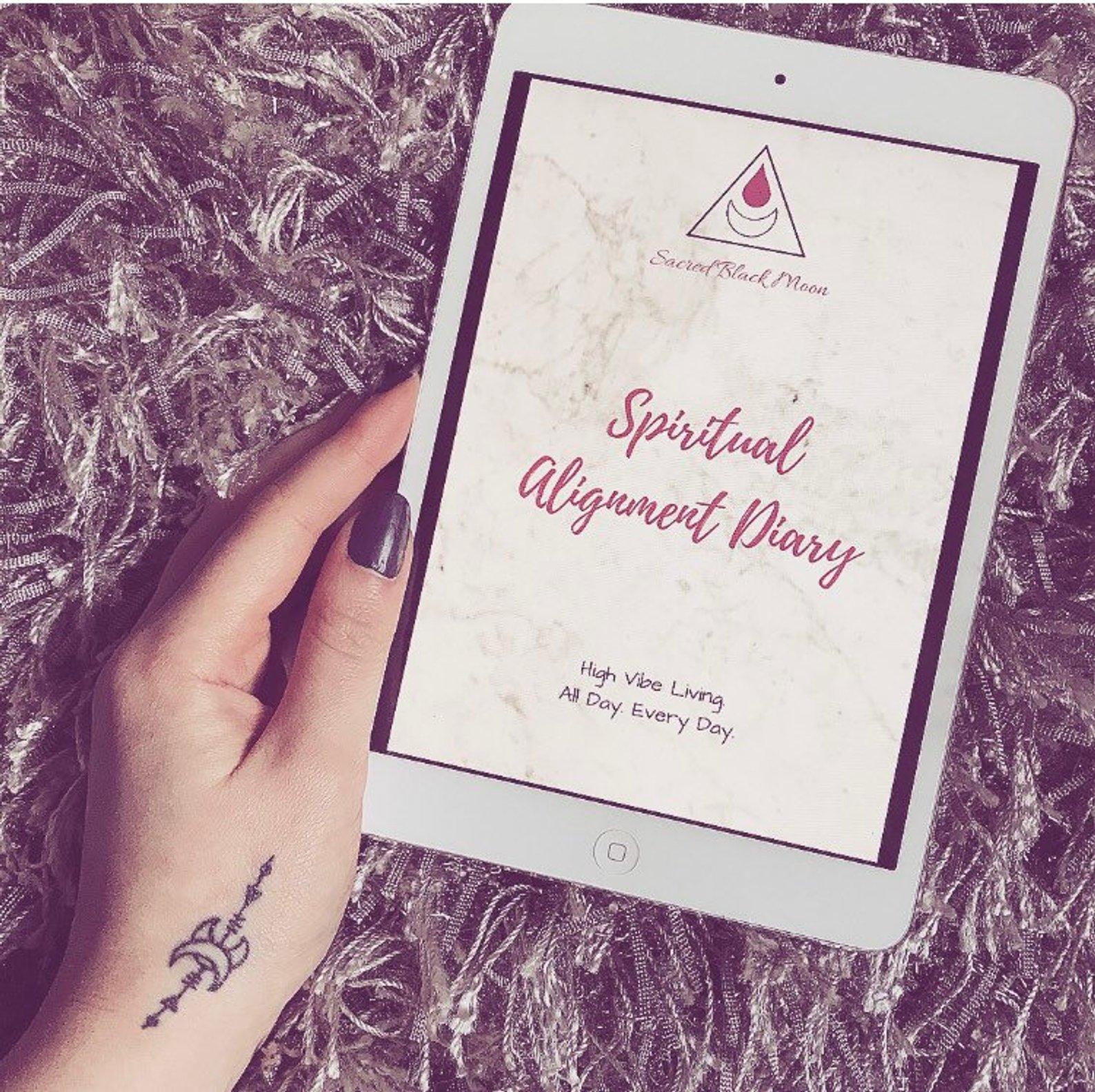 Spiritual Alignment Diary