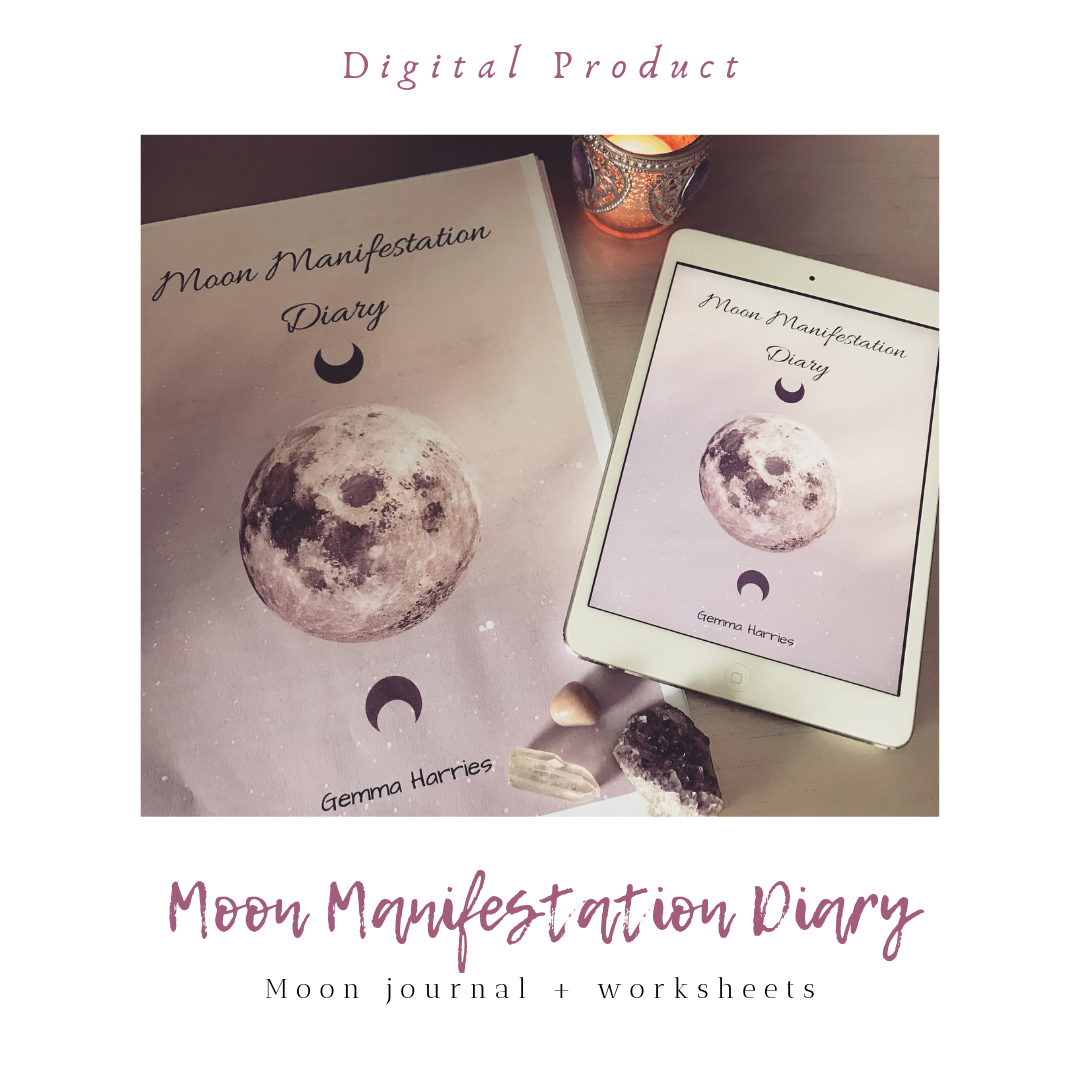Moon Manifestation Diary