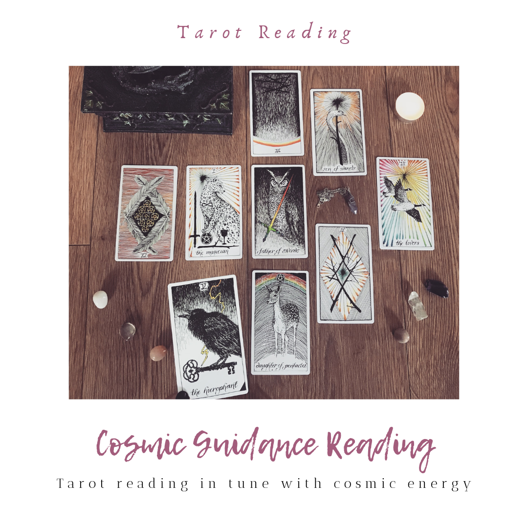 Cosmic Guidance Tarot Reading