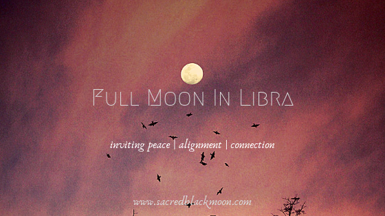 Full Moon In Libra