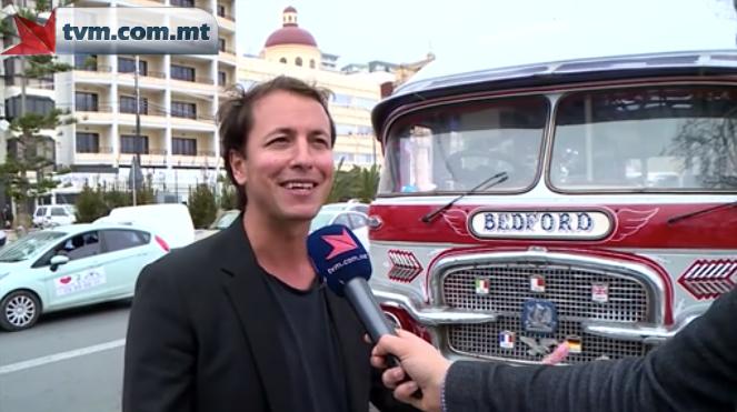 Jonathan Mizzi Malta bus TVM