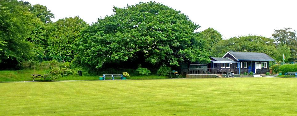 criccieth bowling green (photo credit: @cricciethbowlingclub on facebook.com)