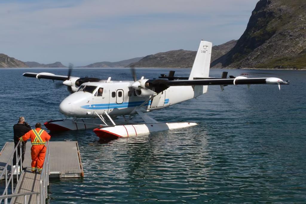 MSN 450 - DHC-6-300 C-GNQY Air Labrador  Darroch Whitaker Photo ©