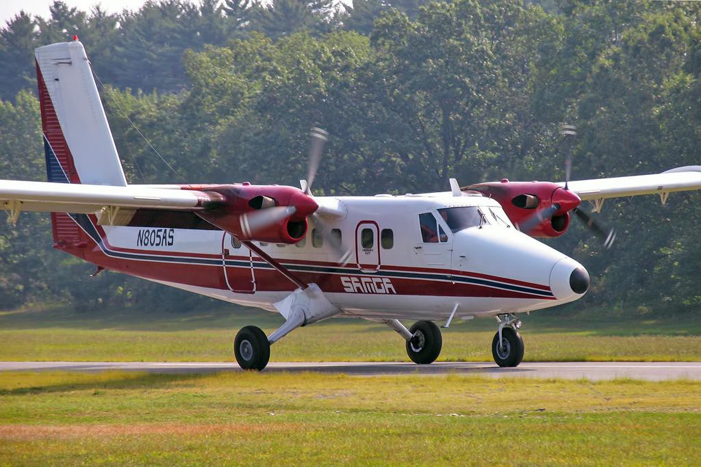MSN 805 - DHC-6-300 N805AS