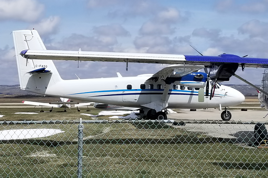 MSN 78 - DHC-6-200HG™ C-FASQ Summit Air  Springbank, AB 06-May-2019