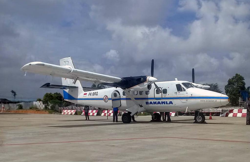 MSN 702 - DHC-6-300 PK-BRQ Aviastar Mandiri   Nur Alim Raja Haji Photo ©